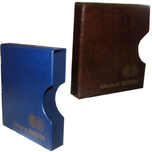 Caixa de proteção para o álbum A5