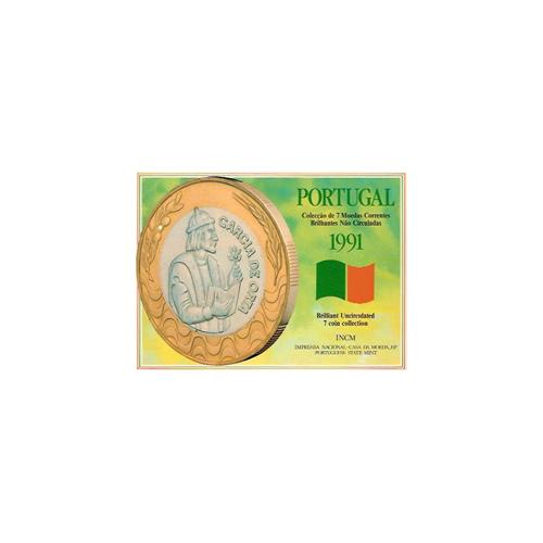 Carteira B.N.C. 1991