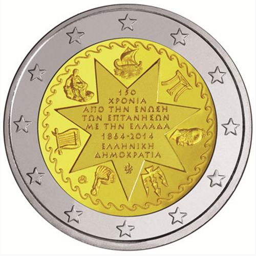 Grécia (2,00€ 2014)