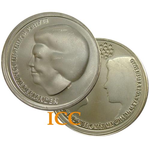 Holanda 10€ 2002