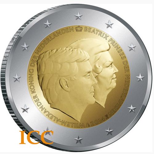 Holanda (2,00€ 2014)