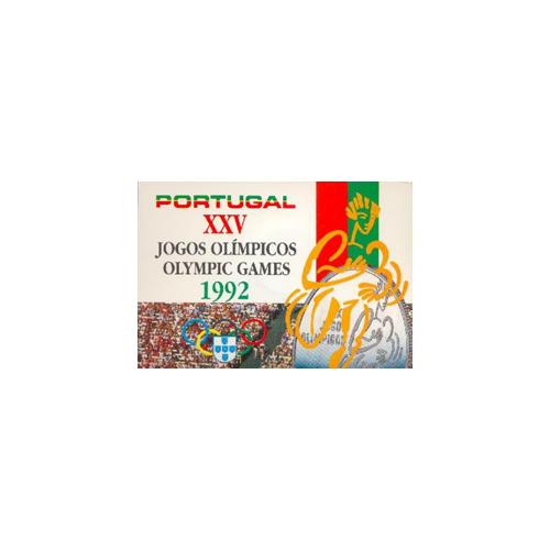 B. N. C. XXV Jogos Olímpicos