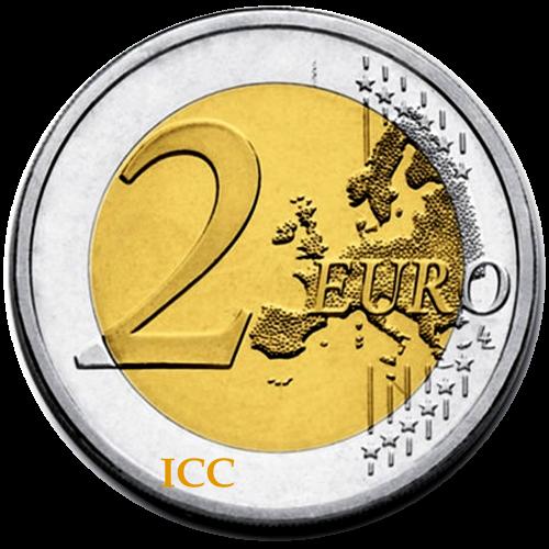 Eslováquia 2€ 2009