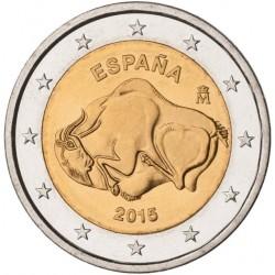 Spain 2€ 2015 Altamira