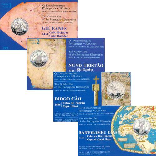 B. N. C. 1ª Série Descobrimentos