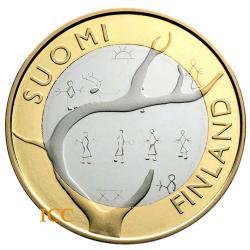 Finland 5€ 2011