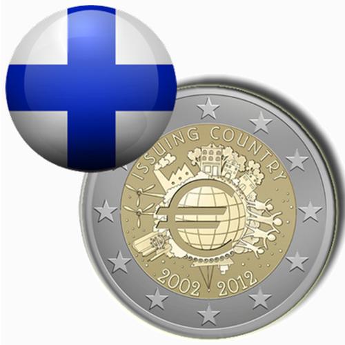 Finlândia 2€  2012