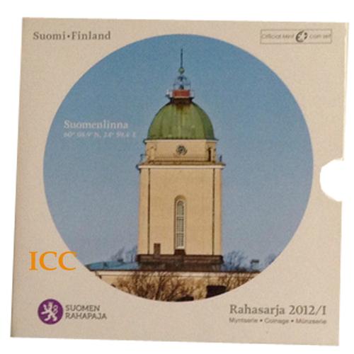 Finlândia B.N.C. 2012