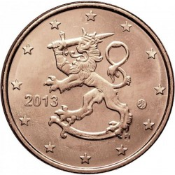 Finland 2013 1 Cent