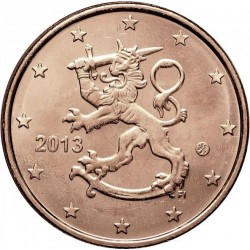 Finland 2013 2 Cents