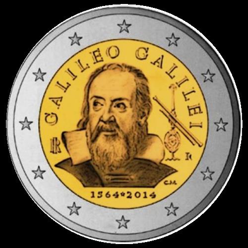 Itália (2,00€ 2014)