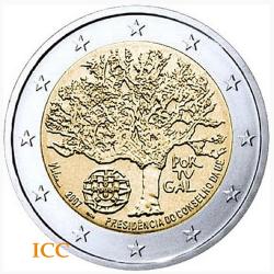 Portugal 2€ 2007 (Presidência  da União Europeia)