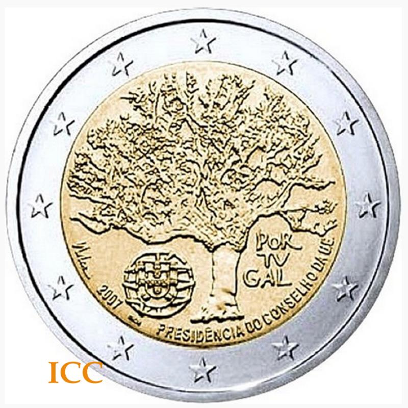 Portugal 2€ 2007 (Presidência U.E.)