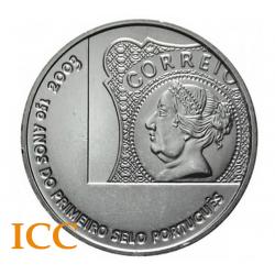 Portugal 5€ 150 Anos do Selo 2003