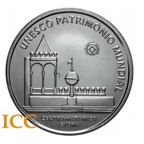 Portugal 5€ C. Histórico de Évora 2004