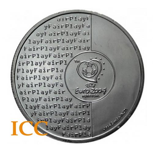 Portugal 8€ 2003 (Futebol é Desportivismo)