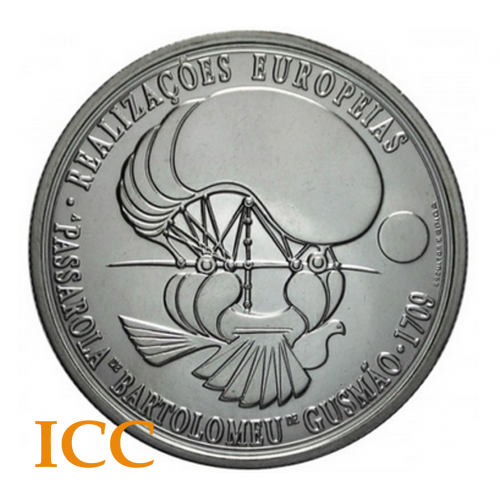 Portugal 8€ 2007 A Passarola