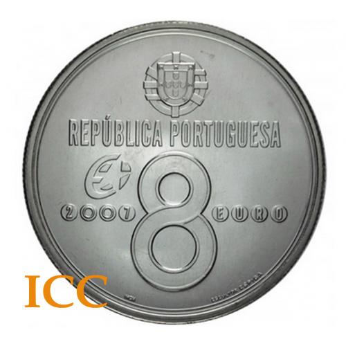 Portugal 8€ 2007 (A Passarola)