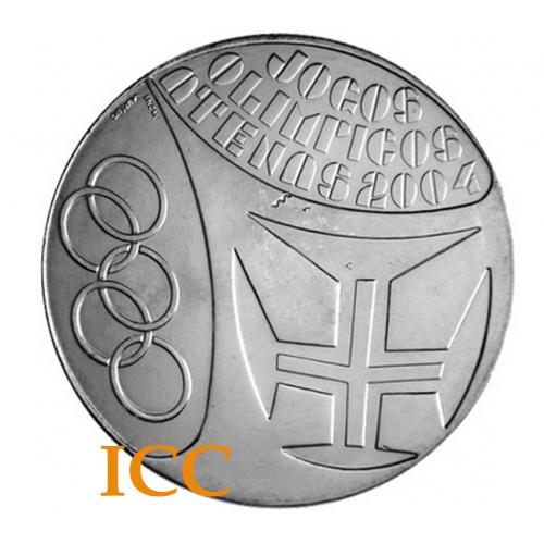 Portugal 10€ 2004 (J. O. Atenas)