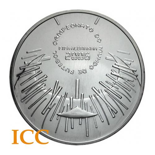Portugal 10€ 2006 (C. M. Futebol)