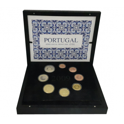 Portugal Proof Set 2009