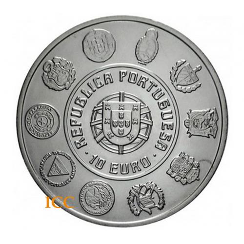 Portugal 10€ 2003 ( Nautica )