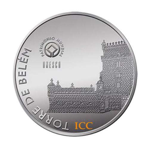 Portugal 2.50€ Torre de Belém 2009
