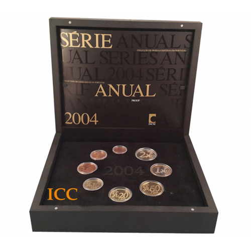 Portugal Proof 2004