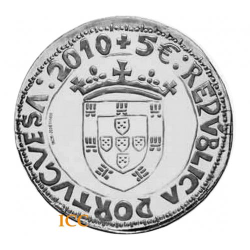 Portugal 5€ 2010