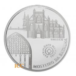 Portugal 5€  Batalha Monastery  2005