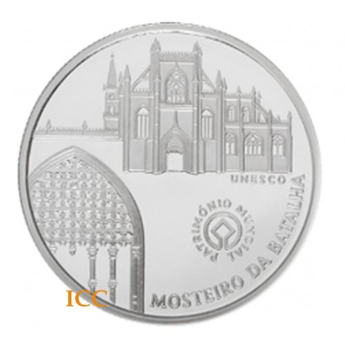 Portugal 5€ Mosteiro da Batalha 2005