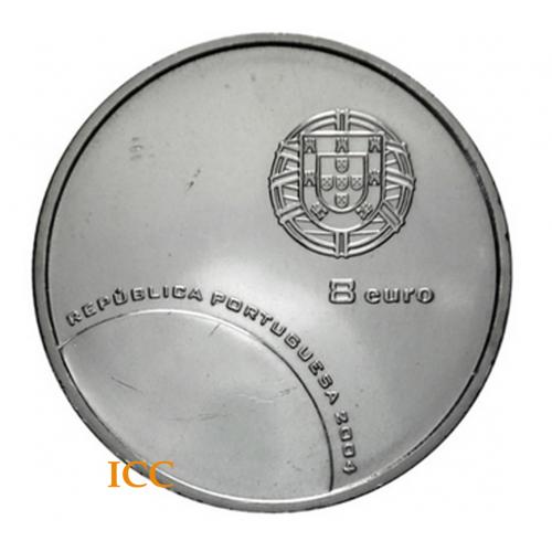 Portugal 8€ 2004 (Defesa)