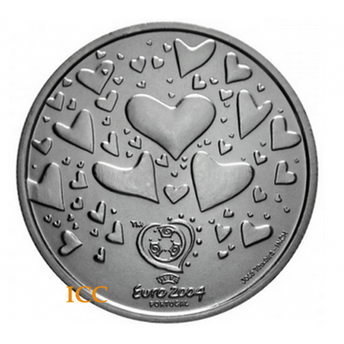 Portugal 8€ 2003 (Futebol é Paixão)