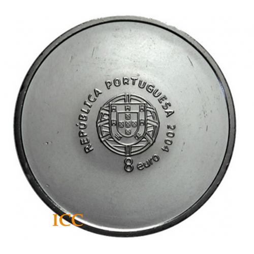 Portugal 8€ 2004 (Golo)