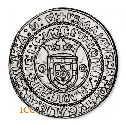 Portugal 7,50€ The Portuguese of D.Manuel I 2011