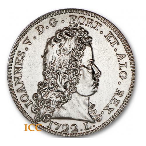 Portugal 5€ Peça de D.João V 2012