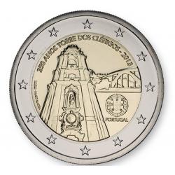 Portugal 2€ Torre dos Clérigos 2013
