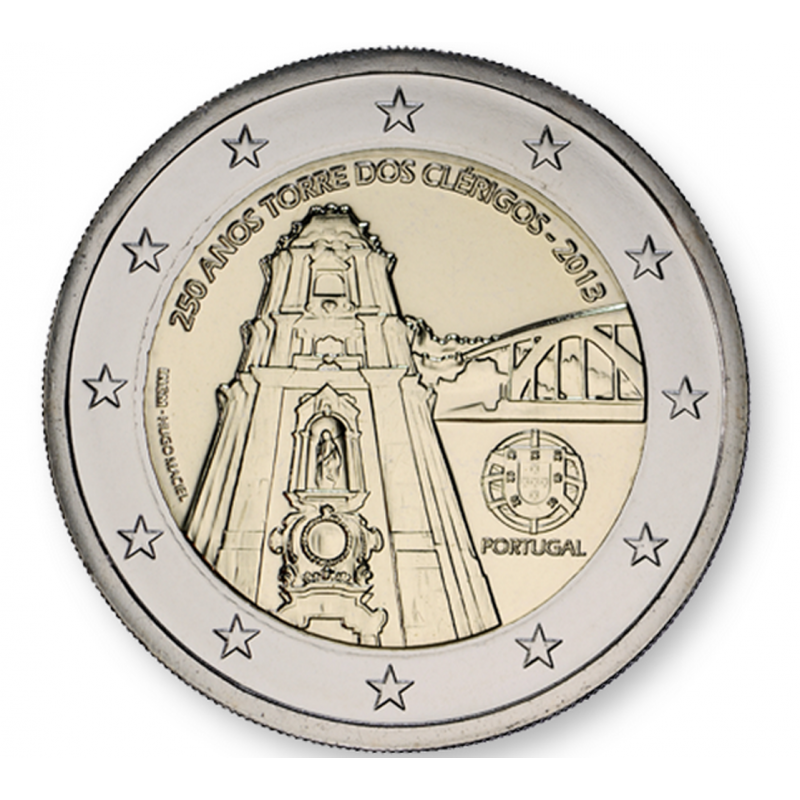 Portugal 2€ 2013