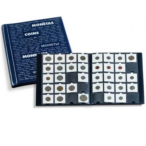 Álbum A4 Azul com 10 Folhas