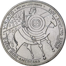 Portugal 7.5€ 2015 Viriato