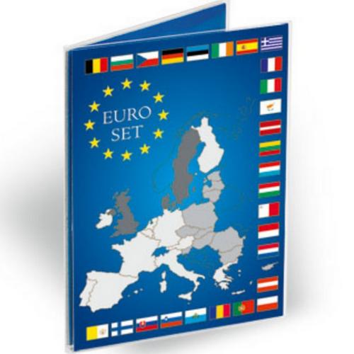Carteira Euroset para 1 série de Euro