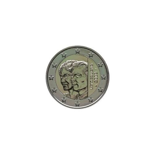 Luxemburgo 2€ 2009  Charlotte
