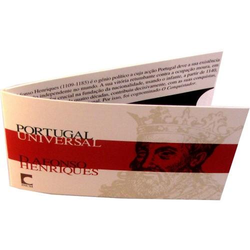 Portugal 1/4€ F.D.C. 2006 (Rei D. Afonso. Henriques)
