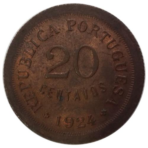 20 Centavos 1924