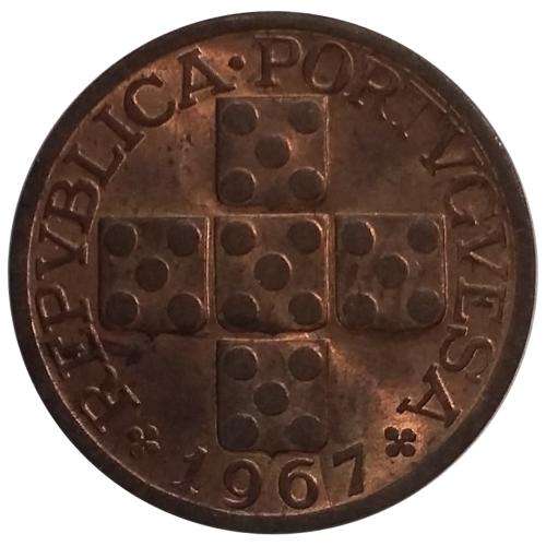 XX Centavos 1967