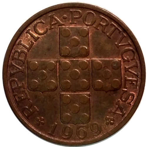 XX Centavos 1969