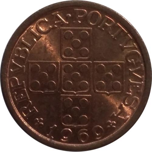 20 Centavos 1969