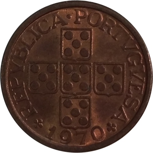 20 Centavos 1970