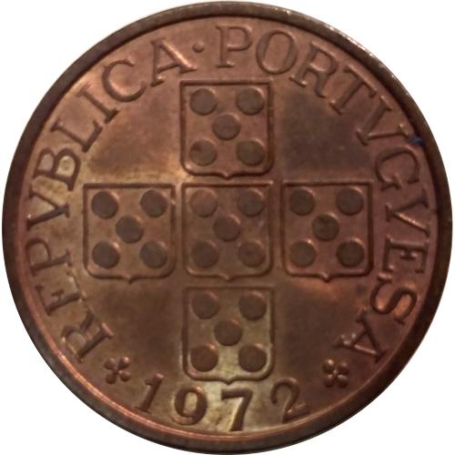 1 Escudo 1972