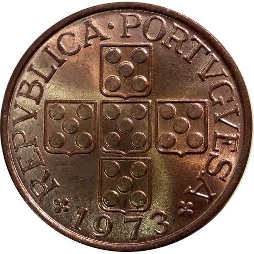 1 Escudo 1973
